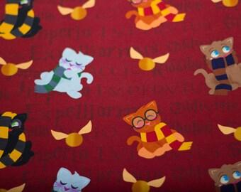 Cloth Menstrual Pad, Harry Potter Fabric, Custom Pad, Custom Available , Mama Cloth, Windpro Backed, Fleece Backed, Cloth Pads