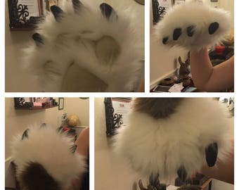 Add-On: Claws (PAWS ONLY)