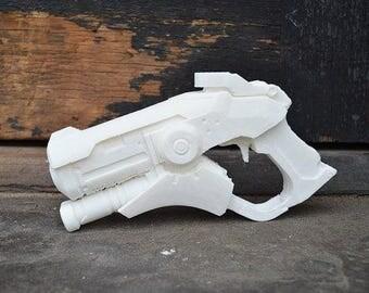 Overwatch 3D Printed Mercy Pistol Cosplay Replica