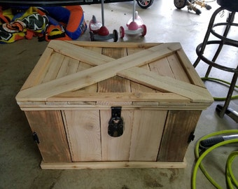 Customize your chest/trunk any way you want and I will gladly build it for you.  It's that easy!