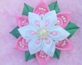 Beautiful High quality Kanzashi Hair clip