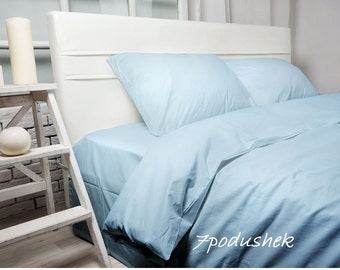 Blue Bedding Etsy - Blue bedding and comforter sets