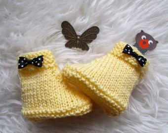 Booties slippers for baby