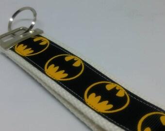 Batman Inspired Keychain