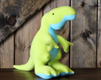 T-Rex stuffed toy