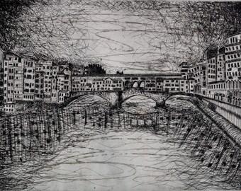 Ponte Vecchio Print
