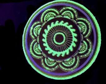 Tatoo Phosphorescent Madala