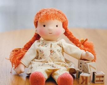 Waldorf doll Anya