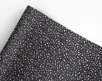 MONARCH WRAPPING PAPER | Black | Custom Design Paper | A Portion of Proceeds go to Charity