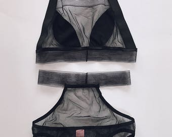 lingerie set  - 007 series -