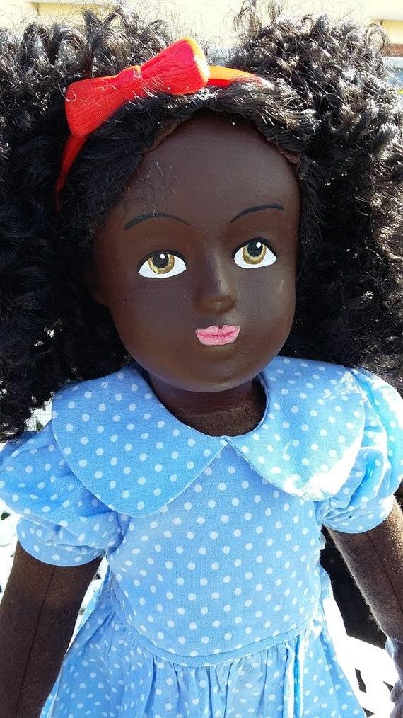 Zisa Afro girl