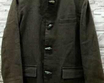 Vintage Issey Miyake Plantation coat/blazer japan made 20x28