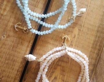 Nadia charm bracelets