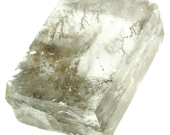 Optical Calcite with Dendrite