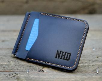 designer money clip wallet p4qc  Minimalist Mens Wallet / Mens Money Clip / Money Clip Wallet / Mens Leather  Wallet / 9th Leather Anniversary Gift / Graduation Gift -SW07#43