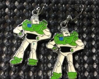 Buzz Lightyear Earrings