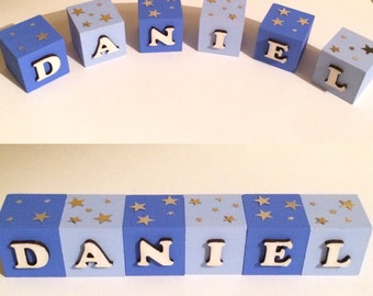 Star name blocks