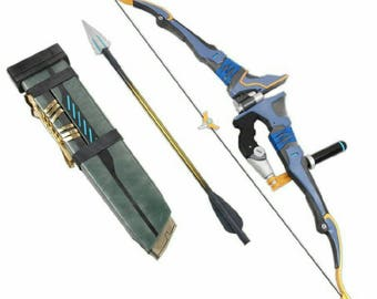 Overwatch hanzo's bow (folding)