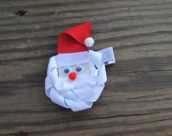 Christmas Santa Clip