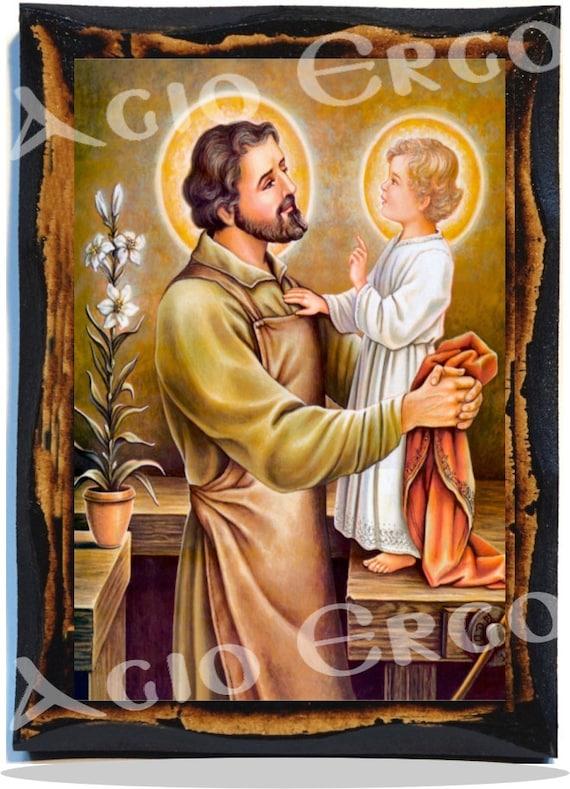 Saint Joseph art