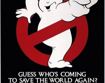 Ghostbusters 2, 11 x 17 Movie Poster Style A