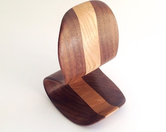 Phone holder Phone stand Cell phone stand Desk Cell phone holder Wood dock Wooden dock Wooden phone holder Wood phone stand