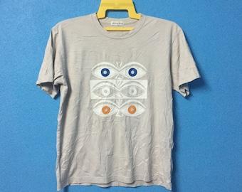 Rare!!vintage alexander girard shirt nice desgin