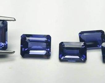 Natural 7x5mm & 8x6mm Iolite