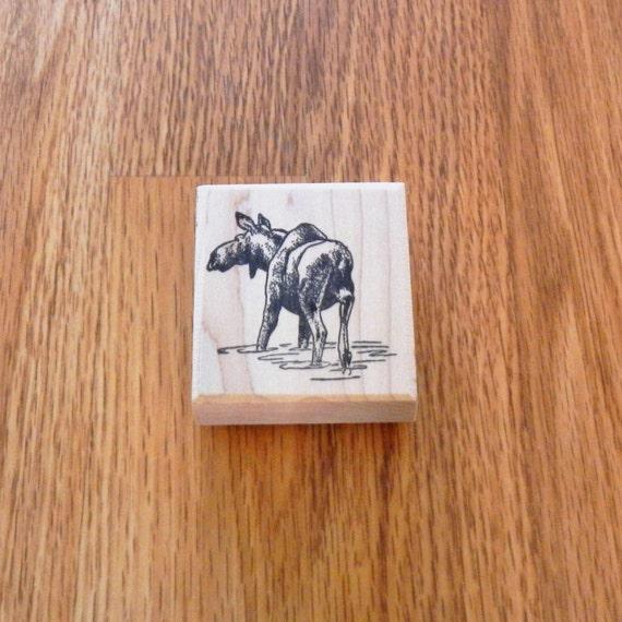 Cow Moose 2 5 Tall X 2 25 Wide 1 Pc Sut F1655wa