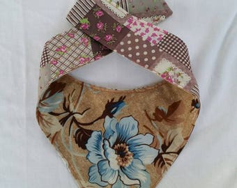 Dog Bandana / Dog Neckchief / Designer Dog Bandana / Designer Dog Neckchief / Dog Accessories / Dog Clothing