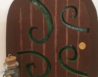 Fairy Door and Wish Jar