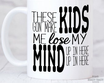 Daycare Provider Gift - Teacher Mug - Mom Coffee Mug - Daycare Teacher - Coworker Gift - Teacher Gift - Gift For Mom - Kids Mug - Funny Mug
