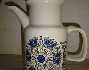 Biltons of Staffordshire Coffee/Tea Pot/Vintage/1960s