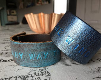 Any way the wind blows cuff bracelet