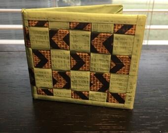 Duck Tape Bifold Wallet