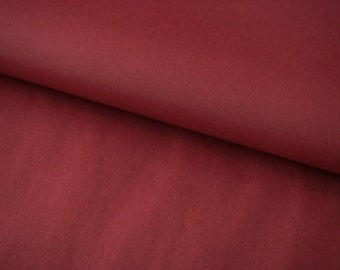 Set of 5 sheets paper silk color Bordeaux size 50 cm * 75 cm