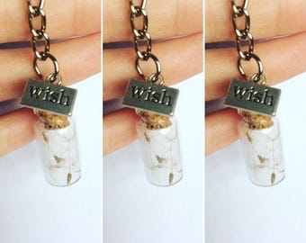 Wish Bottle Charm