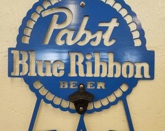 Pabst Bottle Etsy