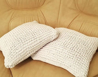 Decorative pillows 2 x 40 x 40 cm