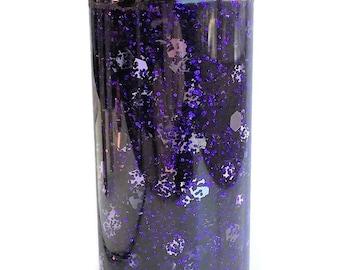 Sensory Bottle  / Calming Jar / Autism / ADHD / Sensory Processing Disorder / Purple Sprarkle / Soothing /Preschool /Toddler /Classroom Tool