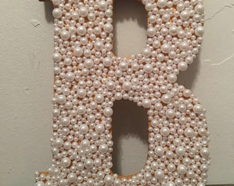 Pearl Letter