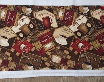 Coffee Lover Tea Towel