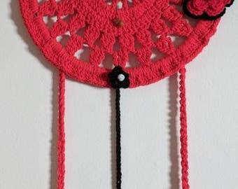 Red Dreamcatcher