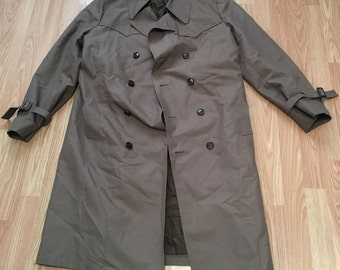 Vintage London fog duster