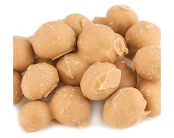 Maple Covered Peanuts, Peanuts, Party Favors, Wedding Favors, Snacks
