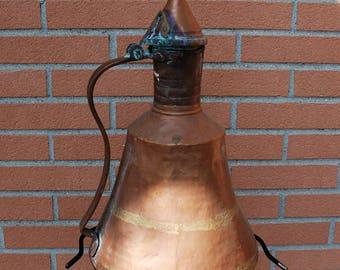 Copper antique Mediterranean area.