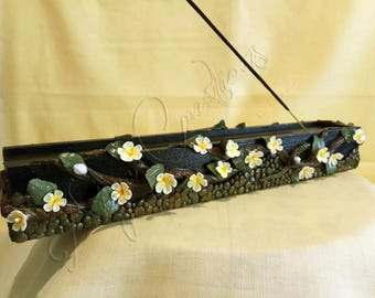 Burner incense with flowers case sold! ONLY ON REQUEST!