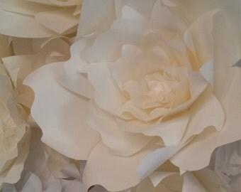 Giant 3D Paper Flower, Large Paper Flower