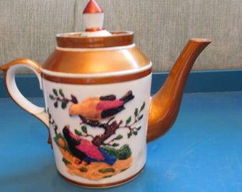 "Vintage Miniature Teapot from the ""Mayfair"" Edition; made by ""Nini"""