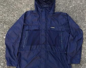 Vintage 90s Polo Sport Ralph Lauren Windbreaker Jacket size. L